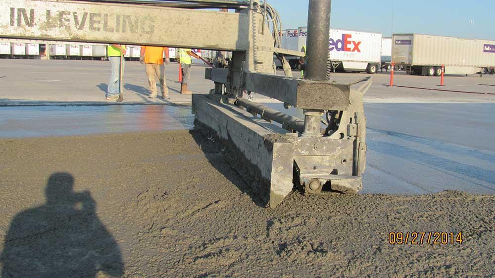 Mark Mead Concrete Construction  