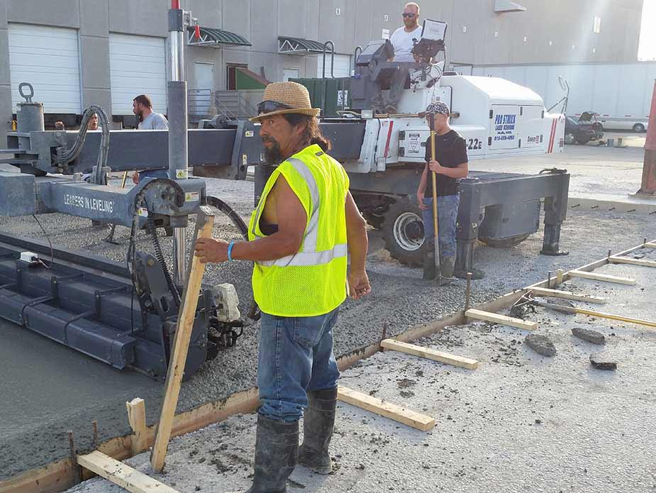 Concrete Companies Mark Mead Concrete Construction