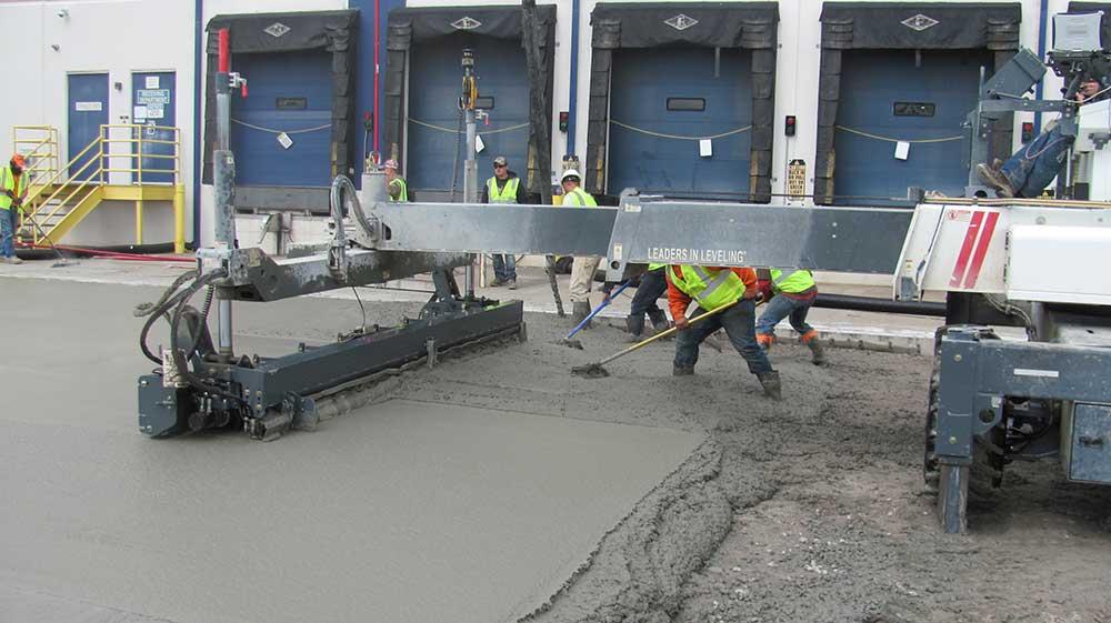 Concrete Companies Kansas City – Mark Mead Concrete Construction